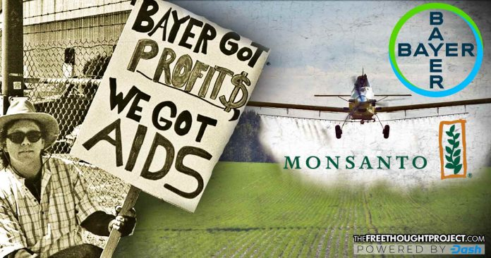 BAYER: The Company that Is Taking Over Monsanto Knowingly Gave Thousands of Children HIV
