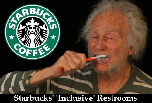 Get Those Reparations Coffees, Estrogen Coffees and Use Those Open Restrooms Quickly: Starbucks is Closing 150 Stores