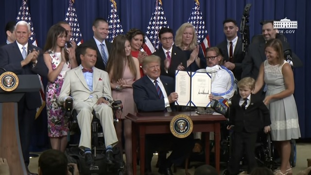 Dems Attack Trump For Signing 'Right To Try' Drug Bill Into Law