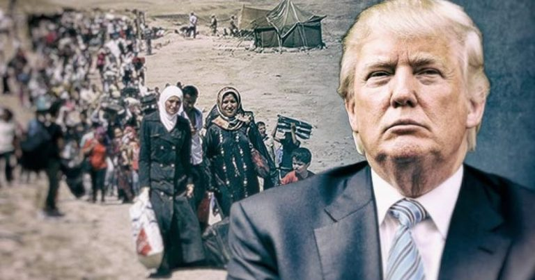 Syrian Resettlement Under Trump Has All But Stopped – Other Refugees Admitted Are Lowest In A Decade