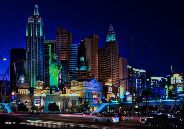 'We saw bodies on the floor in New York New York Zumanity Theater,' a witness told police on the night of 1 October