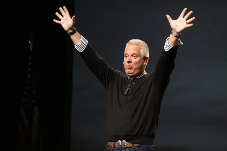 Glenn Beck's imperium takes a nose dive along with his ego