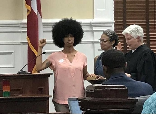 Georgia: Newly Elected Rapper Takes Oath Of Office On Malcolm X Autobiography