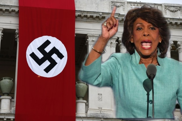 Maxine Waters & Socialist Factions In DC Fire First Salvo In Second American Revolution