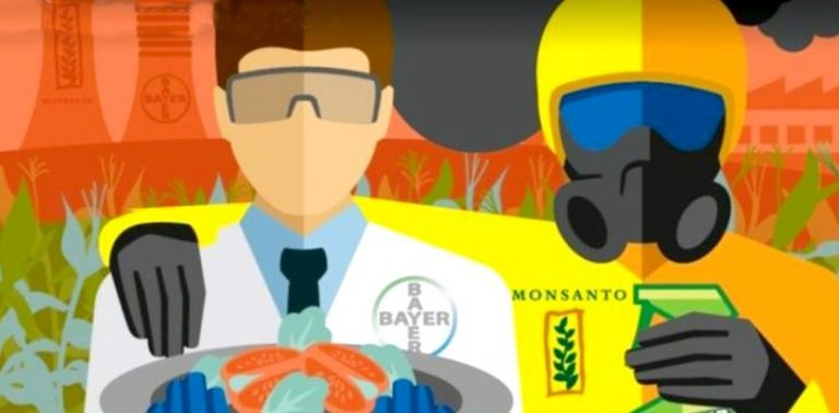 Monsanto name to be wiped as BAYER consumes the evil corporation, creating the world's largest chemical giant with a history of crimes against humanity