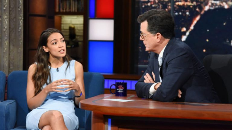 """Alexandria Ocasio-Cortez BUSTED: Working """"Girl from the Bronx"""" Grew Up in Wealthy Neighborhood"""