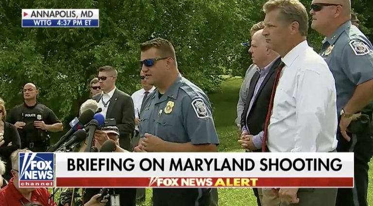 Shooting at Maryland newspaper follows left-wing media's complicity in escalating anger and violence across America