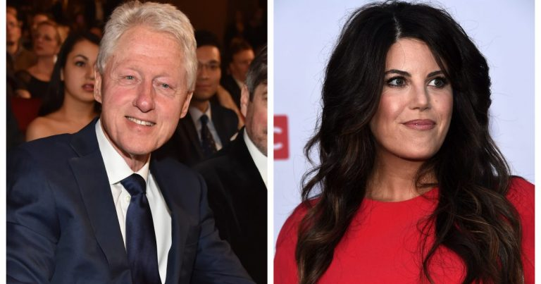 """Bill Clinton: """"I Did The Right Thing"""" During Adultery Scandal With Monica Lewinsky"""