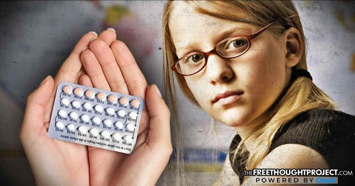 School Approves Program to Give 13yo Girls Hormone-Altering Drugs Without Parents' Consent