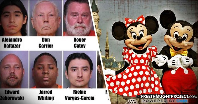 Disney, Legoland Employees Busted With Horrifying Child Porn of Toddlers and Infants