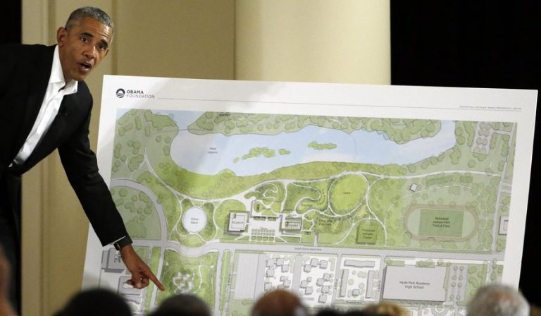 Obama's Presidential Library Is Going To Cost Taxpayers At Least $200 Million!