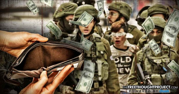 As Social Security and Medicare Go Bankrupt, US Gives $10.5 Million a DAY to Israel