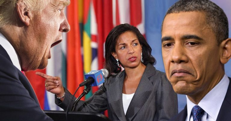 Why Did Susan Rice Order Cyber Security Chief To 'Stand Down' In Response To Russian Meddling Just As FBI Began Trump/Russian Collusion Probe?