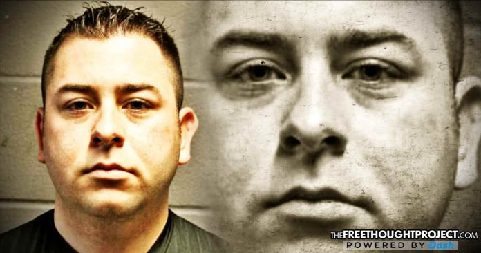Pedophile Cop Gets 27 Years In Prison for Making Videos of Himself Raping Children and Dogs