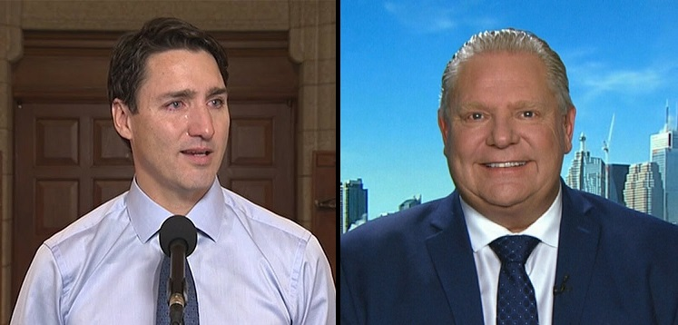 Trudeau's Liberals Get Destroyed by Conservatives In Ontario Election, Lose Official Party Status