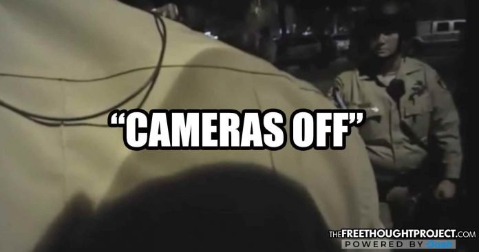 'Cameras Off': New Video Shows Vegas Shooting Strike Team Being Told to Turn Off Body Cams