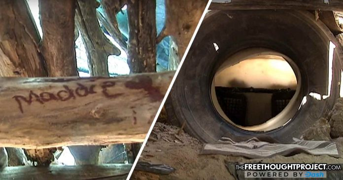 "Veterans Organization Discovers Disturbing ""Child Trafficking Bunker"" In Tucson"