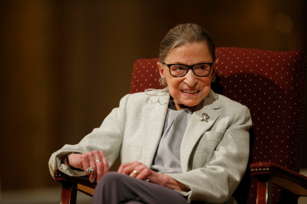 """85 yo Ruth Bader Ginsburg Wants to Serve """"at least 5 more years"""" — But is She Mentally Fit to do so?"""
