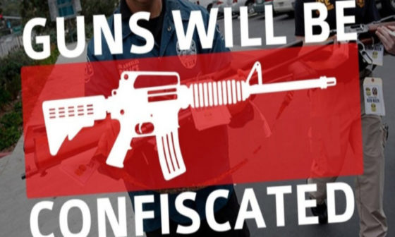 Nazi Gun Control: 450 Floridians ORDERED To GIVE UP Their Guns