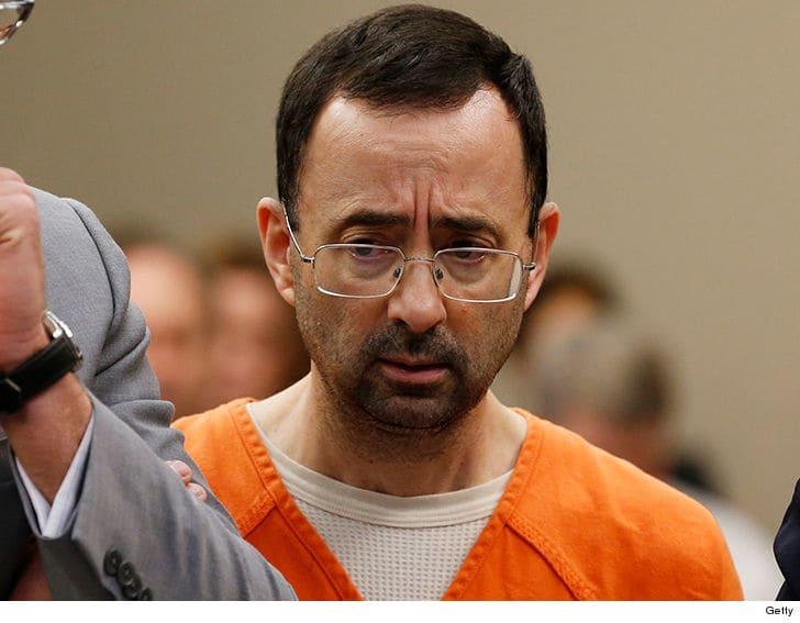 Fellow prisoners really do assault pedophiles: USA Gymnastics doctor Larry Nassar molested hundreds of girls
