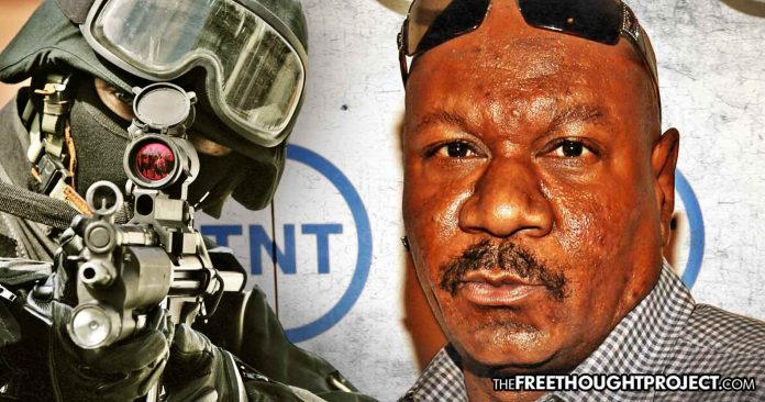 Cops Raid Ving Rhames' Home, Hold Him at Gunpoint, Accusing Him of Breaking Into His Own House