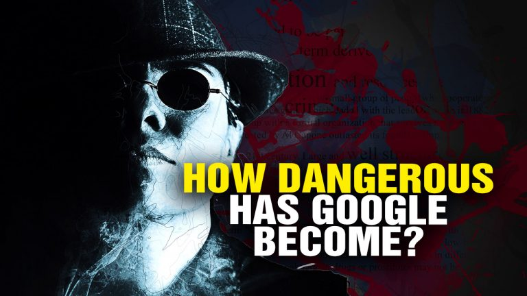 George Soros, Bill Gates, Ford Foundation and Google are all running a massive censorship scheme to silence independent media on the 'net