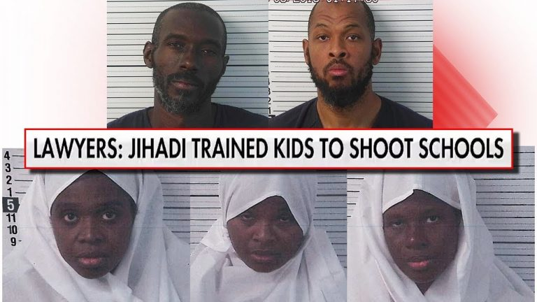 Judge DISMISSES ALL CHARGES against 3 'extremist Muslim' New Mexico death compound suspects