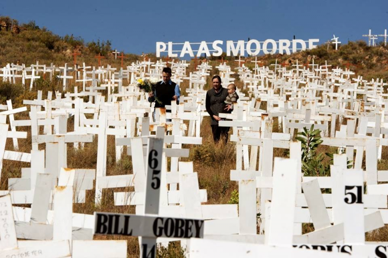 South Africans Push Back Against Lying American Media — White Farmers Getting Killed Daily
