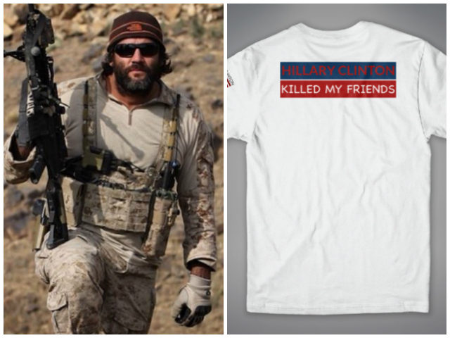 """Lock Her Up: Navy SEAL """"Hillary Clinton Killed My Friends"""""""