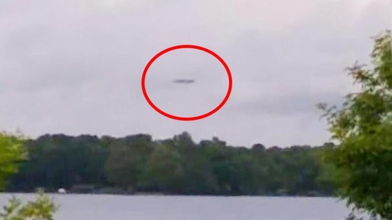 "US Navy Has A Video Of UFOs: Rejects FOIA Request To See It Due To ""National Security"""