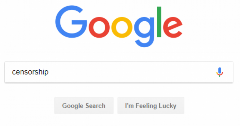 Google Rigging Search Results Is A Fact