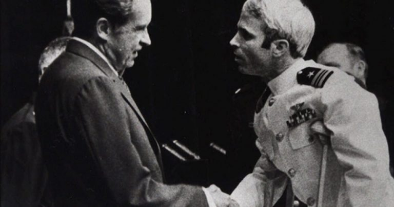 """""""Song Bird"""" McCain a Hero? Look at Who Is Honoring Him – That is NOT What the POWs & Veterans are Saying (Video)"""