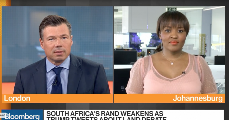 Media Justifies Ethnic Cleansing with Fake Stats About South African Farmers