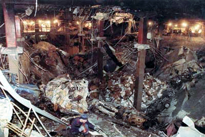 WTC bomber suing federal prison system over religious rights