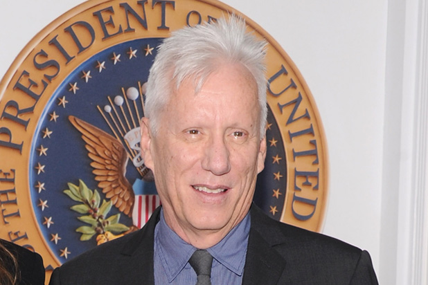 The Silencing of James Woods - DC Clothesline
