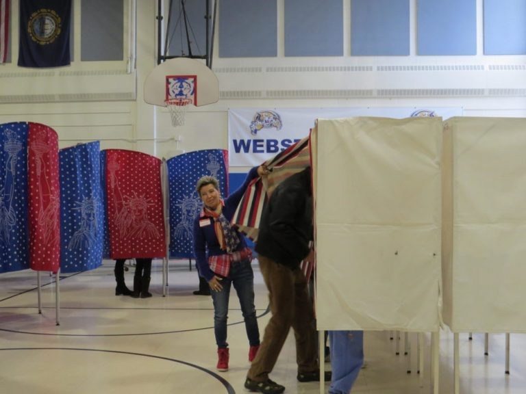 Judge bars New Hampshire proof of residency requirement for new voters