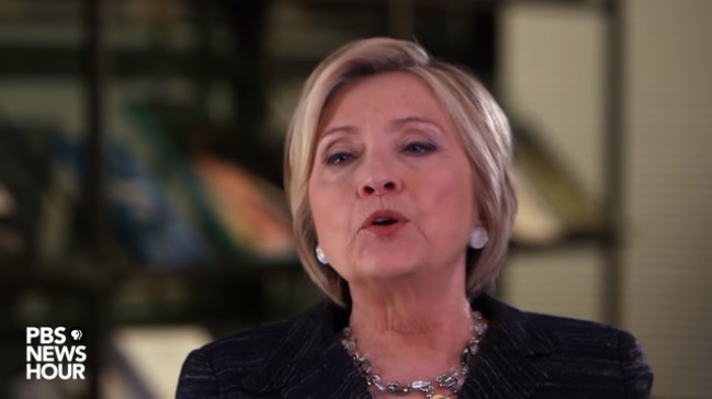 Hillary Clinton: Democrats Won't Be Civil To Republicans Until We Take Over