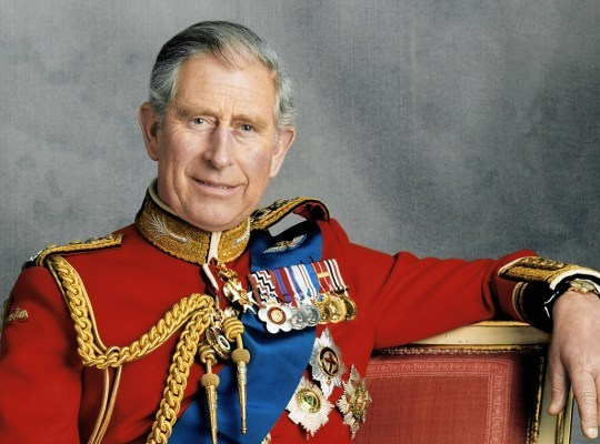 Stolen Valor: Prince Charles and his fake military service and medals