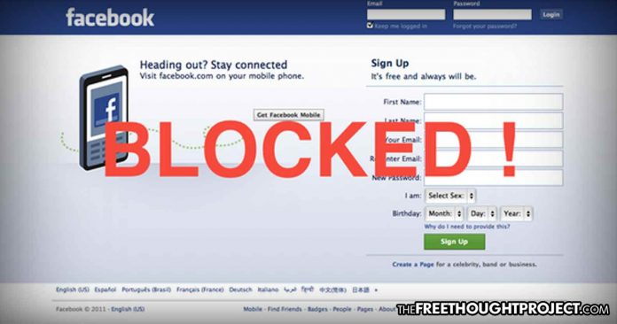Top Ten Alternative Media Sites BANNED on Facebook and Twitter