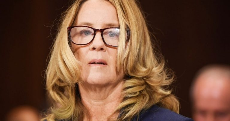 Christine Blasey Ford: Nominated by UNC Professor For Distinguished Alumna Award 'For Speaking Truth To Power'
