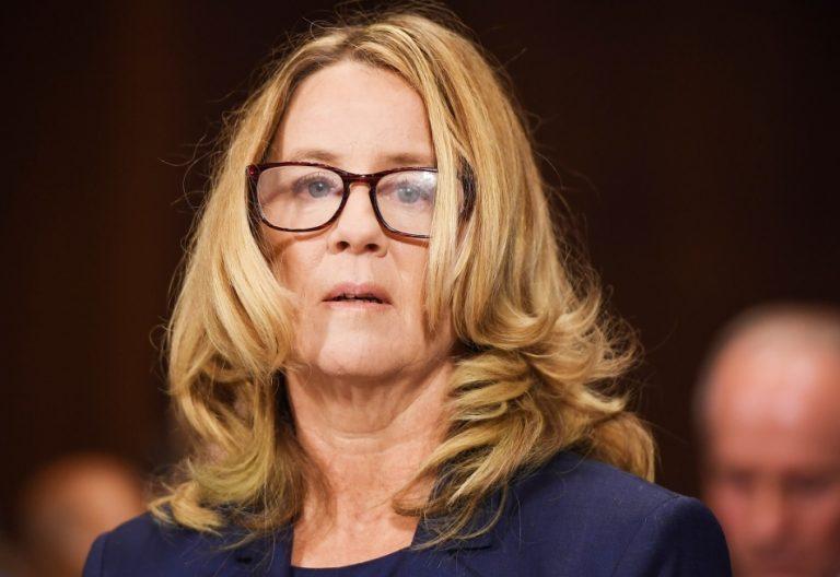 "Christine Ford's Secret Pain: Abortion ""PTSD"" Explains Kavanaugh Accusation"