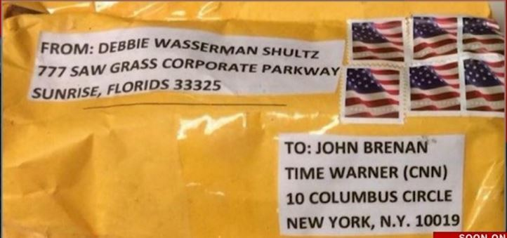 How we know package bombs sent to Democrats are false flags