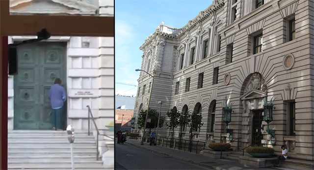 San Francisco: Man Urinates on 9th Circuit Court Which Just Ruled Against Prosecuting Homeless