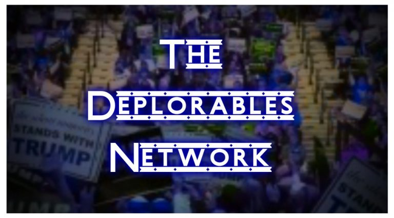 """I was a little PISSED OFF about being PISSED ON so I started my own social network"" — Introducing The Deplorables Network"