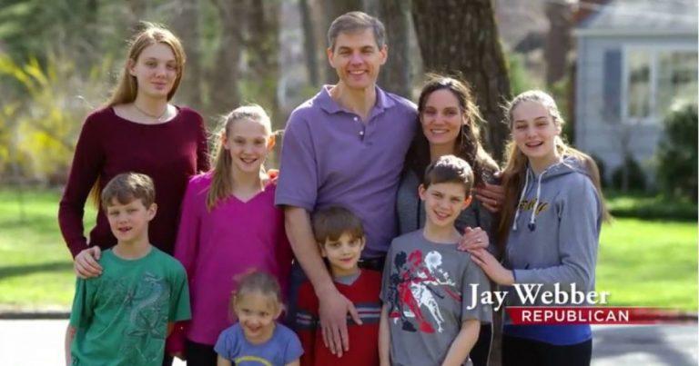 The Maxine Waters Effect — Deranged lunatic threatens children of New Jersey GOP House candidate Jay Webber