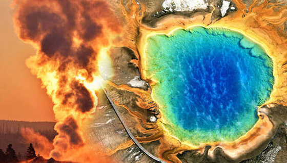 USGS: Yellowstone Super Volcano Threat Set To 'HIGH'