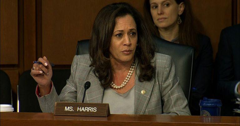 Smart Aleck Kamala Harris May Be Removed From Senate Judiciary Committee