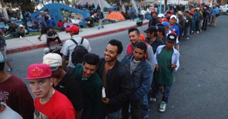 """DHS Warns """"500 Criminals"""" In Migrant Caravan As Troops Set To Begin Withdrawal"""