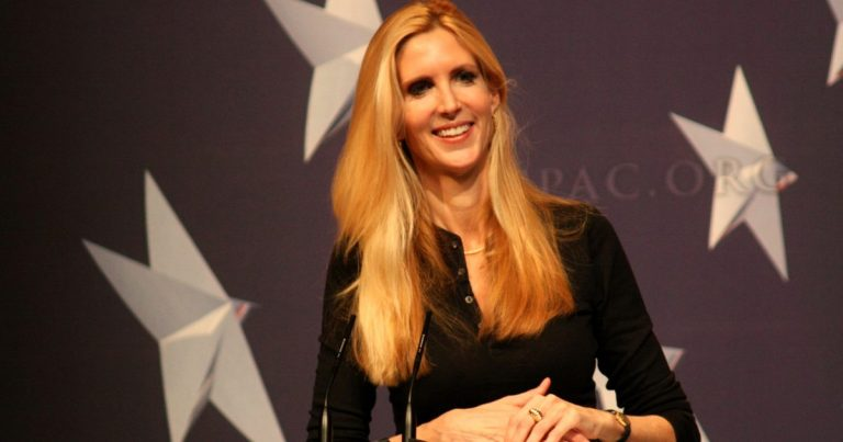 """Ann Coulter: Trump Will Be """"Last Republican President"""""""