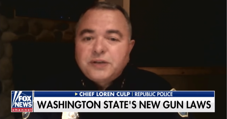 Constitutional WA police chief lays down law for anti-gunners